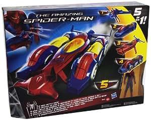 Hasbro - 389371480 - Figurine - Spiderman Movie - Véhicule Deluxe
