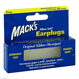 MACKS Earplugs 4 St