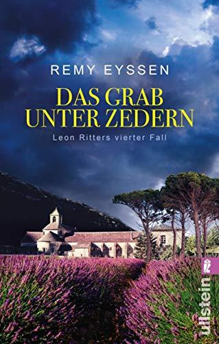 Das Grab unter Zedern: Leon Ritters vierter Fall (Ein-Leon-Ritter-Krimi 4)