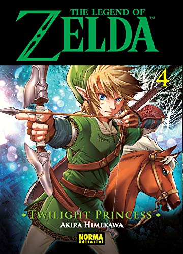 The Legend of Zelda Twilight Princess 4 por Akira Himekawa