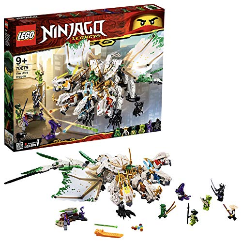 LEGO Ninjago 70679 Confidential Multicolore