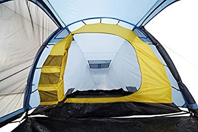Grand Canyon Annapolis 3 - camping tent ( 3-person tent), blue/black, 302203