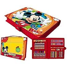 Mickey - Maletin 55 Pzs. Mickey