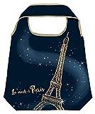 moses. Shopper Paris | Faltbare Einkaufstasche | umweltfreundlich, wiederverwendbar