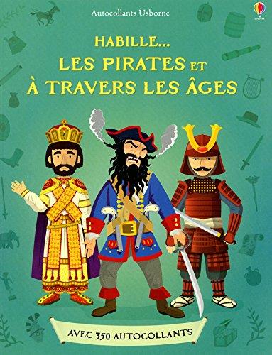 Habille : Les pirates et A travers les âges