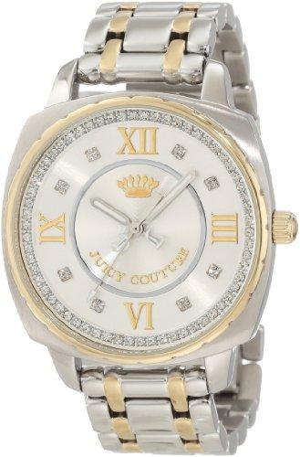 Juicy Couture 1900955–Montre bracelet pour femme, bracelet en acier inoxydable