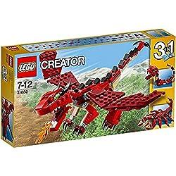 LEGO - Criaturas Rojas, (31032)