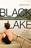 Black Lake by Johanna Lane front cover
