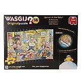 Jumbo 13216 - Wasgij Original 18 - Beim Tierarzt Puzzle, 1000 Teile