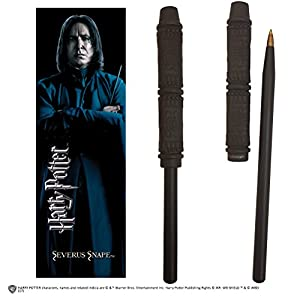 The Noble Collection Snape Wand Pen y marcador