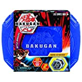 BAKUGAN 6045138 Baku-Storage Case (Red) Collectible Action Figures, for Ages 6 and Up, Multicolored