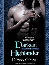 Darkest Highlander (Dark Sword) by Donna Grant (2012-12-03)