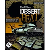 LNL: Desert Heat, Axis & Allied Armies Struggle for Control of North Africa, 1940-43, Board Game in Nations at War Series by LNL Lock 'n Load Publishing