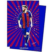 FC Barcelona–Edredón (140x 200cm) de Lionel Messi edición 2018FC Barcelona