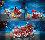 Playmobil City Action Feuerwehr 3er Set 9464 9467 9468