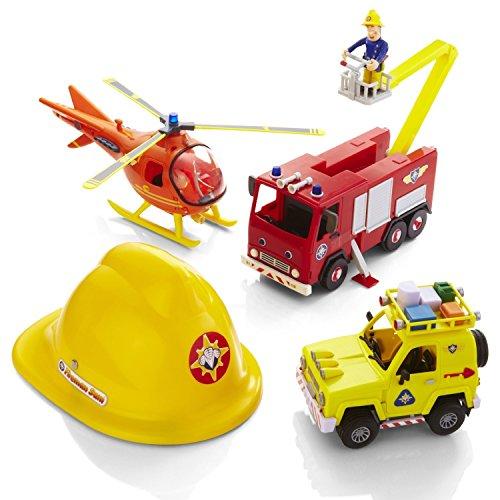 Hohe Qualität Feuerwehrmann Sam Rescue Spielset