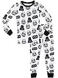 Star Wars Jungen Star Wars Schlafanzug - Slim Fit - 152