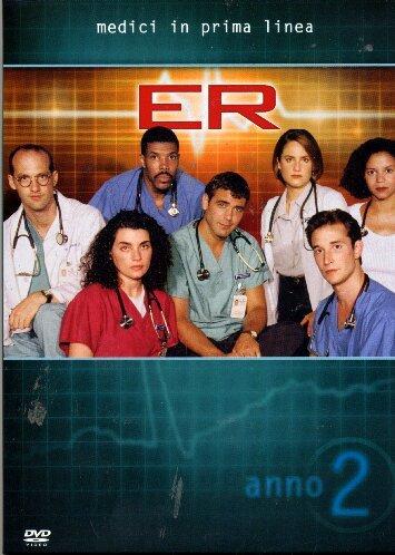 e.r. medici in prima linea - anno 02 (ds) [Italia] [DVD]