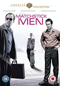 Matchstick Men [DVD] [2003]