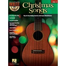 Christmas Songs - Ukulele Play-Along Series Volume 5 - Book and CD Package