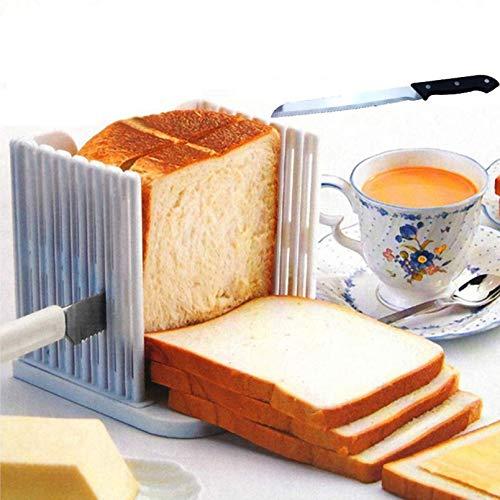 Kurobayuusaku Tagliare Il Pane Tools Taglierine Pane Mold Loaf Cutting Tool Toast Sandwich affettatrice