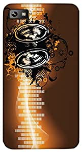 Timpax protective Armor Hard Bumper Back Case Cover. Multicolor printed on 3 Dimensional case with latest & finest graphic design art. Compatible with Black berry Z10 Design No : TDZ-21813