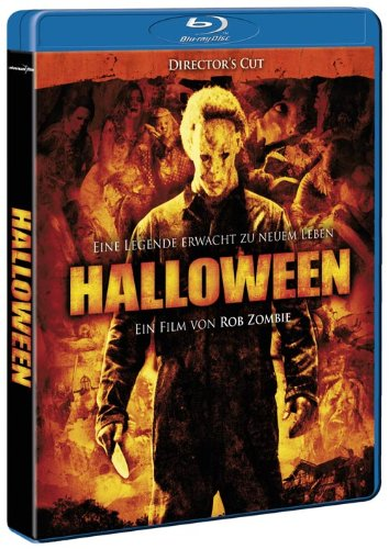 BR Halloween - Uncut Deutsch Limited Edition - (Blu-ray)