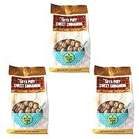 Healthy Spoon - Cinnamon Soya Puff- Pack of 3