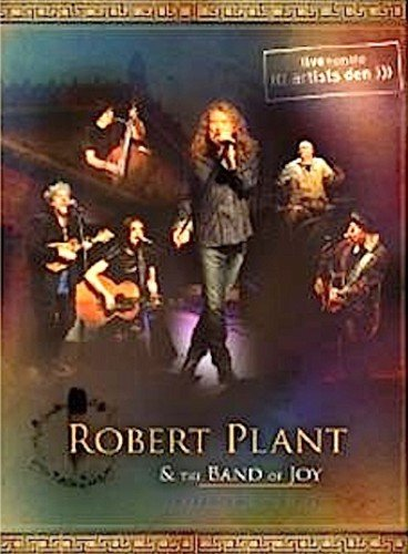 Bild von Robert Plant & The Band of Joy - Live From The Artists Den [Blu-ray] [Limited Edition]