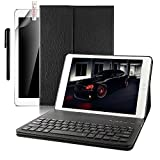 """Boriyuan Touch Screen Tablet Computer Keyboard Case For Ipad 9.7"""" (Black)"""