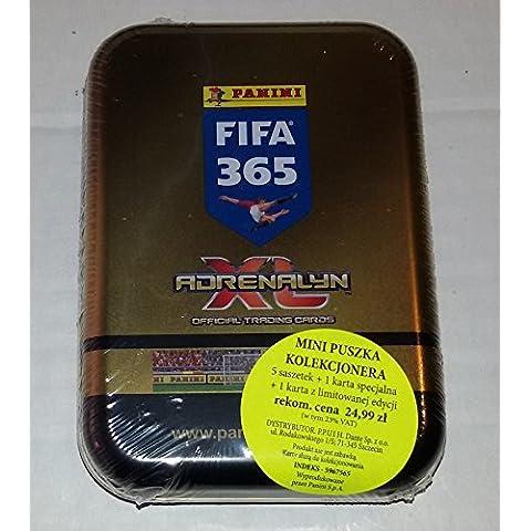 FIFA 365 2017 Adrenalyn Mini Tin Box