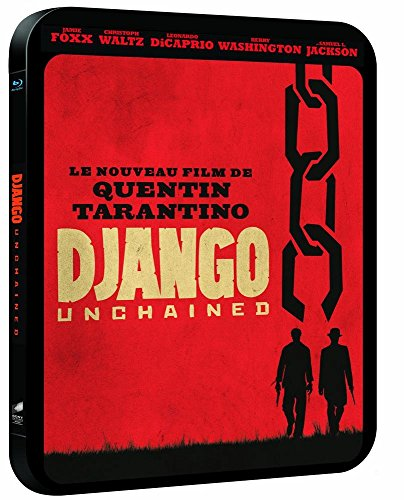 Django Unchained [Édition Limitée exclusive Amazon.fr boîtier SteelBook]