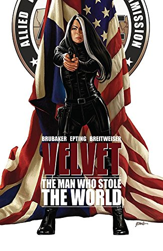 Velvet Volume 3: The Man Who Stole The World