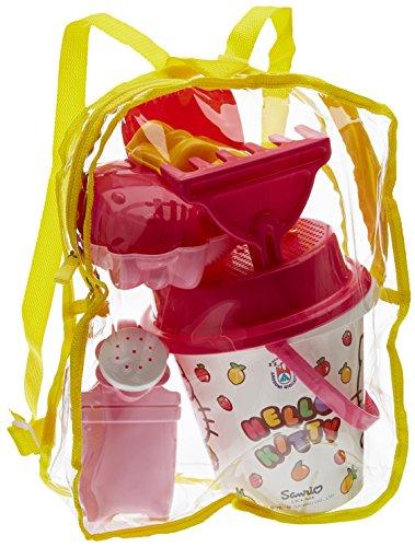 Simba 107113030 - Hello Kitty Eimergarnitur in Tasche, 2-sortiert