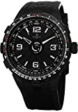 Perrelet Men's Case Quartz Analog Watch A1086-1