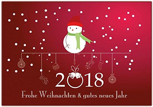 Action Weihnachtskarten-Set Grußkarten Weihnachten ...