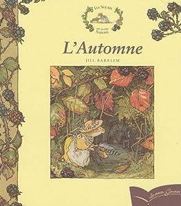 vignette de 'Les souris des quatre saisons<br /> L'automne (Jill Barklem)'