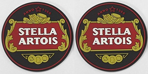 stella-artois-rubber-bar-coasters-spill-mats-set-of-2-new-by-stella-artois