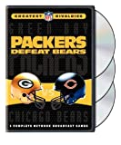 Greatest Rivalries: Green Bay Packers defeat Bears NFL DVD (3 DVDs)