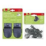 Swissinno 1 003 106 SuperCat - Trampa para ratones (2 unidades, incluye 6 cebos)