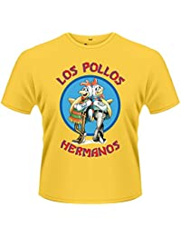 Plastic Head Men's Breaking Bad Los Pollos Short Sleeve T-Shirt