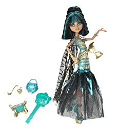 Monster High Ghouls Rule Cleo De Nile