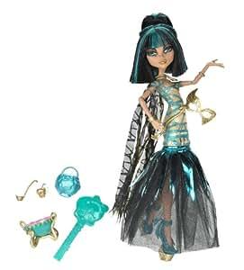 Monster High Ghouls Rule Cleo De Nile