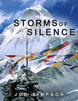 Storms of Silence by [Simpson, Joe]