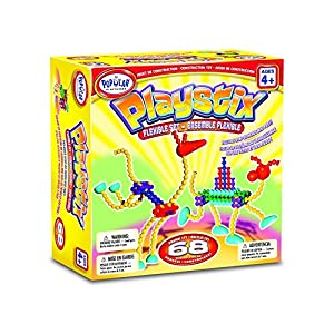 Popular Playthings Playstix Conjunto Flexible
