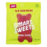 Smart Sweets - Naturally Sweet Gummy Bears Seriously Sour - 1.8 oz.