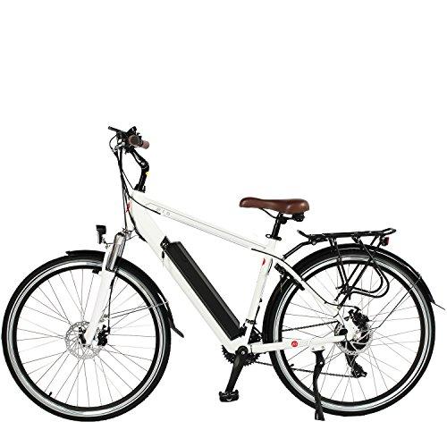 asviva-e-bike-trekkingrad-28-citybike-b15-h-36v-145ah-samsung-zellen-akku-21-gang-shimano-schaltung-250w-heckmotor-scheibenbremsen-felgenschloss-elektrofahrrad-pedelec-weiss-grau-unisex-4