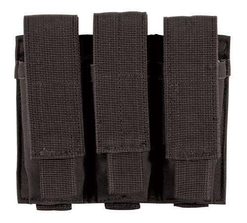 Voodoo Tactical Pistol Mag Pouch schwarz Triple 20–797601000