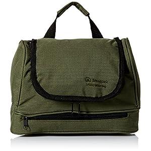 51grP49KWDL. SS300  - Snugpak | Lux Wash Bag, with Wet Storage & Mirror