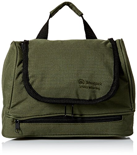 SNUGPAK-Luxury Washbag Olive -